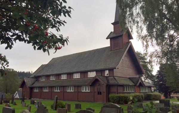 14. Mysen kirke