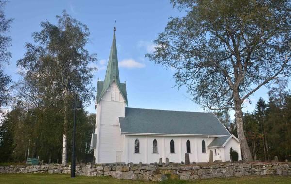 15. Trømborg kirke