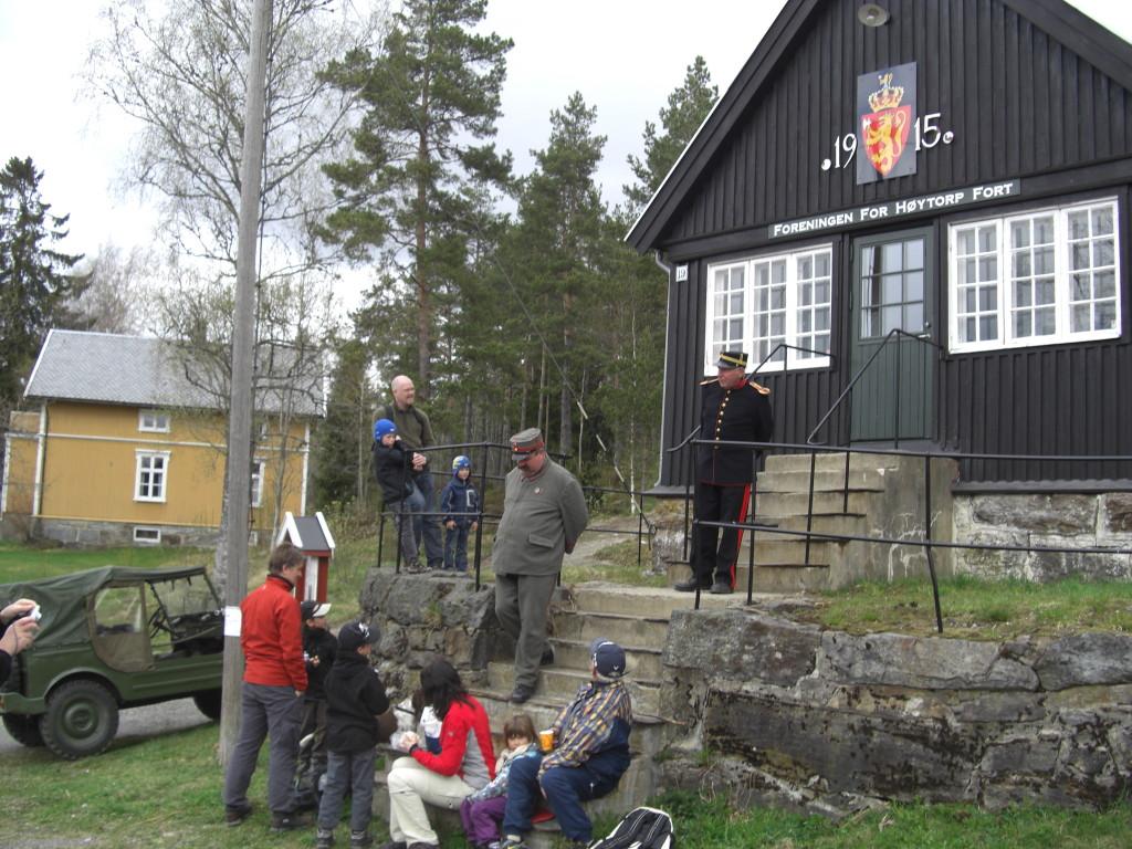 18 Høytorp Fort Vaktstua