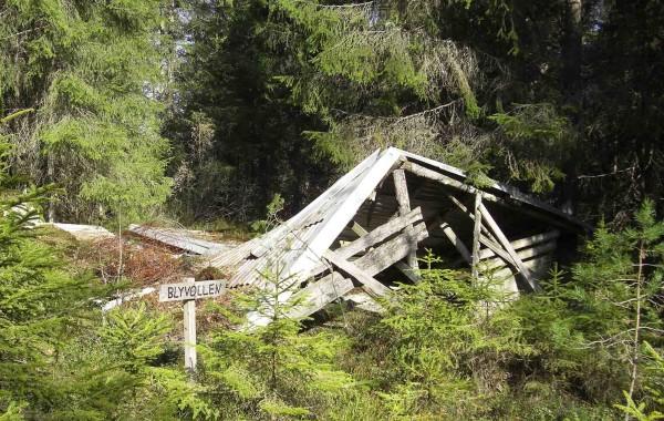 41. Blyvollen, Trømborgfjella