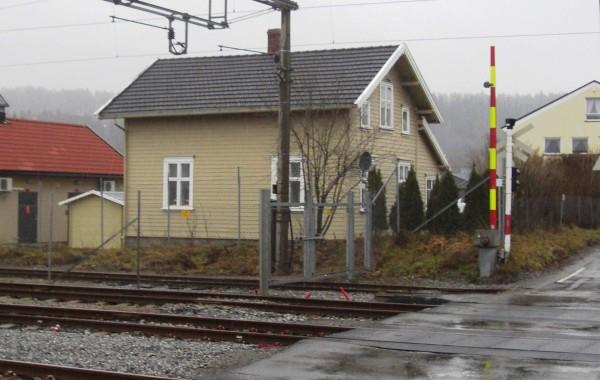 51. Folkenborgveien 10; Mysen banemesterbolig