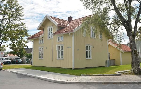 64. Småhusbebyggelse i Håndverkergata og omegn